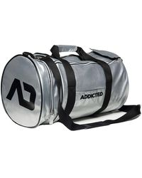 Addicted Gym Bag - Metallic
