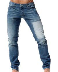 Rufskin Pantalon Jeans Bailey Indigo - Bleu