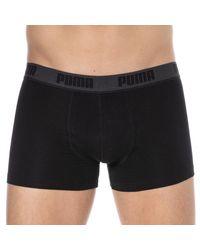 Boxers PUMA pour homme - Jusqu'à -52 % sur Lyst.fr
