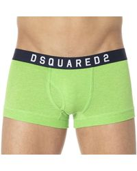 DSquared² - Boxer Cotton Stretch - Lyst
