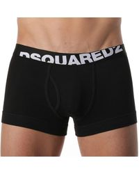 DSquared² 2 Pack Trunks - Black