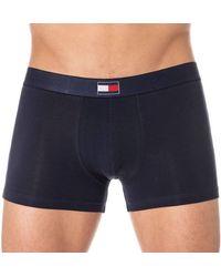 Tommy Hilfiger - Boxer Flag Core Cotton Marine - Lyst