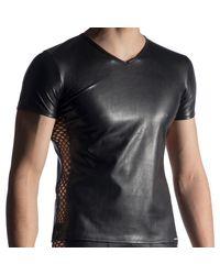 MANSTORE T-Shirt V-Neck M917 - Noir