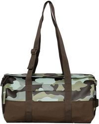 Rains Aop Duffel - Multicolour