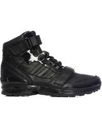 adidas Originals Junn.j Zx 8000 Mid - Black