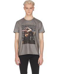 RH45 Massay Embellished T-shirt - Metallic