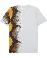 1017 ALYX 9SM Animal Print T-shirt - Multicolour