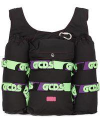 Gcds Military Backpack - Black