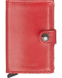 Secrid - Original Mini Wallet - Lyst