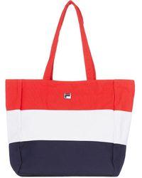 Fila Tote Bag - Red