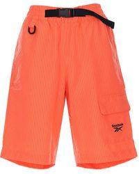 Reebok Classic Shorts - Orange