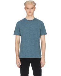 A.P.C. Jimmy T-shirt - Blue