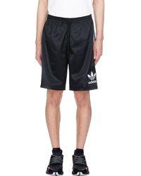 adidas Originals Satin Shorts - Black