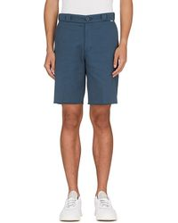 Dickies Cut Off Shorts - Blue