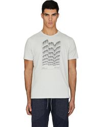Asics X Reigning Champ Ascent Tee - Gray