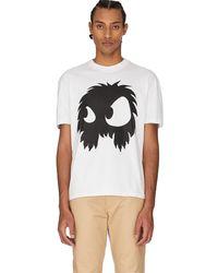 McQ Chester Monster T-shirt - White