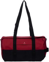 Rains Duffel Bag - Red