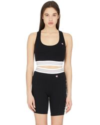 Champion Athletic Crop Top - Black