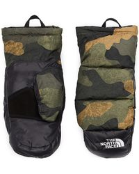 The North Face Nuptse Mitts - Green