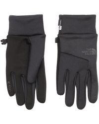 The North Face Etip Hardface Gloves - Black