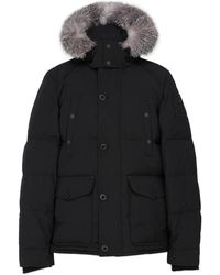 Moose Knuckles Round Island Jacket - Black