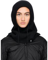 The North Face Knit Balaclava Hood - Black