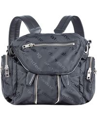 Alexander Wang Mini Marti Backpack - Black