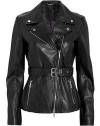 Jonathan Simkhai - Biker Leather Jacket - Lyst