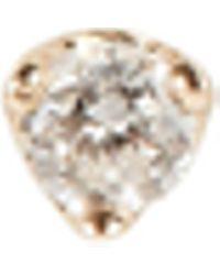 Zoe Chicco - Diamond Stud Earring - Lyst