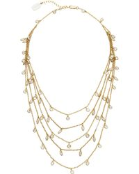 Ela Rae - Layered Necklace - Lyst