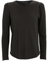 Veronica Beard Mason Baseball Cotton T-shirt - Multicolor