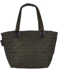 VeeCollective Vee Medium Quilted Tote Bag - Multicolour
