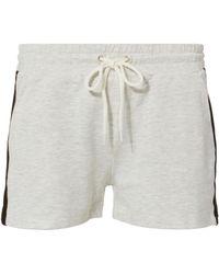 Monrow - Colorblock Shorts - Lyst