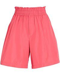 A.L.C. Kaleb Pull-on Shorts - Pink