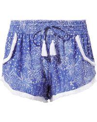 Poupette - Lulu Boxer Shorts - Lyst