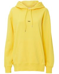 Helmut Lang - Yellow Taxi Hoodie - Lyst