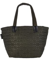 VeeCollective Vee Medium Quilted Tote Bag - Multicolor
