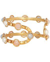 Sylvia Toledano Double Pastel Candies Bracelet - Metallic