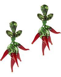 Auden - Chili Pepper Earrings - Lyst
