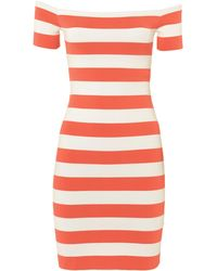 Ronny Kobo - Eviva Striped Dress - Lyst