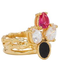 Voodoo Jewels - Aspasia Ring - Lyst