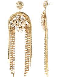 Deepa Gurnani - Kylee Earrings - Lyst
