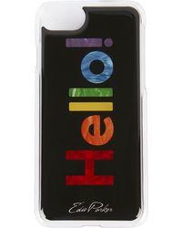 Edie Parker | Rainbow Hello! Iphone 6 Or 7 Case | Lyst