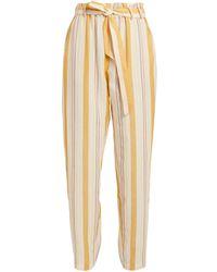 lemlem - Zeritu High-waisted Pants - Lyst
