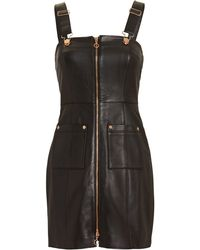 Alice McCALL - Cherry On Baby Leather Mini Dress - Lyst