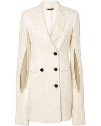 Hellessy - Thatcher Ivory Blazer Dress - Lyst