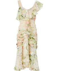 Alice McCALL - Oh Romeo Floral Midi Dress - Lyst