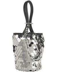 Alexander Wang - Roxy Sequin Mini Bucket Bag - Lyst