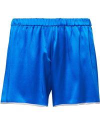 Alexis - Lenya Silk Shorts - Lyst