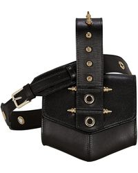 OKHTEIN - Rodhawk Leather Belt Bag - Lyst